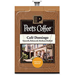 Peet's Coffee Cafe Domingo, 72/CT, Brown