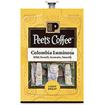 Peet's Coffee Columbia Luminosa, 72/CT, Brown