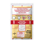"Medline Accu-Therm Hot Packs - Pack, Hot, Instant, Non-Insulated, 6"" x 10"""