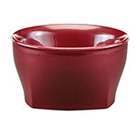 Cambro 9 oz. Large Insulated Bowl Harbor Collection, Cranberry