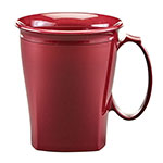 Cambro 8 oz. Insulated Mug Harbor Collection, Cranberry