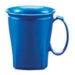 Cambro 8 oz. Insulated Mug Harbor Collection, Metallic Blue