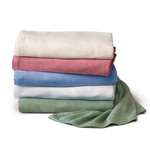 Medline Village Square III Spread/Blankets - Blanket, Spread, Village Sq Iii, Cel, 12/Bl