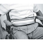 Medline Safety-Soft Security Belt - Belt, Safety-Soft, Quick-Release, 2Pc, Ea