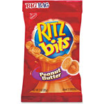 Nabisco Rtiz Peanut Butter Crackers, 3oz., 12/CT, Multi