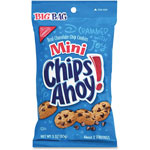 Nabisco Mini Chips Ahoy, 3oz., 12/CT, Blue