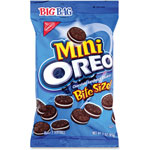 Nabisco Mini Oreo Cookies, 12/CT, Blue