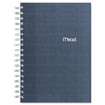 Mead Recycled Notebook, 6 X 9 1/2, 138 Sheets, College Ruled, Perforated, Assorted