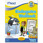 "Mead Kindergarten Comprehensive Workbook, 8-3/4"" x 10-7/8"", Multi"