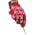 Mechanix Wear Original Gloves, Medium, Red