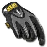 Mechanix Wear Black M-Pact Gloves Size Small