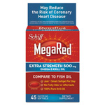 MegaRed® Omega-3 Krill Oil Softgel, 45 Count
