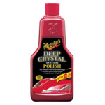 Meguiars Deep Crystal System Polish, 16 oz.