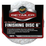 "Meguiars DA Microfiber Finishing Disc 6"" (2 Pack)"