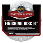 "Meguiars 6"" DA Microfiber Finishing Discs - 12 Pack"