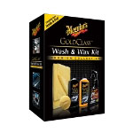 Meguiars Gold Class Wash and Wax Kit