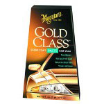 Meguiars Gold Class Car Paste Wax