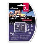 Memorex Minisd Travel Card, 2GB