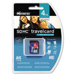 Memorex Secure Digital Travel Card, 4GB