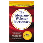 Merriam-Webster The Merriam-Webster Dictionary, 11th Edition, Paperback, 960 Pages