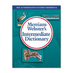 "Merriam-Webster Student Dictionary, Illustrations, 7-1/4"" x 9-1/2"", 1024 Pages"