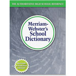 Merriam-Webster School Dictionary, Grades 9-11, Hardcover, 1,280 Pages