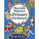 "Merriam-Webster Primary Dictionary, Hardcover, 448 Pages, 8 3/4""x11 1/8"""