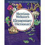 Advantus Merriam Webster's Elementary Dictionary