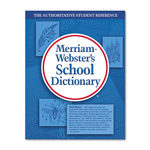 Advantus Merriam Webster's School Dictionary