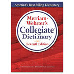Merriam-Webster MW Collegiate Dictionary, 11th Edition, AST
