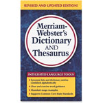 Merriam-Webster Merriam Websters Dictionary/Theasaurus, Ast