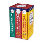 "Merriam-Webster Language Reference Set, Paperback, 4-1/2"" x 7"", Assorted"