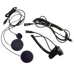 Midland Radio Closed Face Helmet Headset Kit w/Boom Mic
