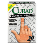 Curad Extreme Hold Bandages, Assorted Sizes