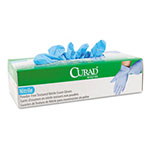 Curad Nitrile Powder-Free Exam Glove, X-Large, 90/Box