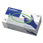 Medline Exam Gloves, Powder-Free, Large, 250 Count, BE