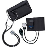 Medline Rappaport Combination Kit, Black