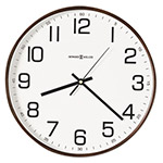 "Howard Miller Clock Kenton Wall Clock, 13"", Espresso"