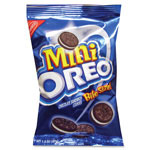 Marjack Mini Oreo Cookies, 1.75oz., Case of 60