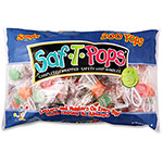 Marjack Saf-T-Pops, 4.5lb, 200/CT, Assorted