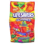 Marjack Lifesavers, five flavor Gummies, 42 Ounce