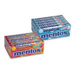 Marjack Mentos, Chewy Mint Tablets, 1.32 Ounce, Mint