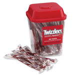 Twizzlers® Canister, Individually Wrapped, 33.3 Ounce