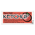 Diamond FLAVOR FRESH Ketchup Packets, .317oz Packet, 200/Carton
