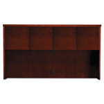 Mayline Mira Series Wood Veneer Hutch Doors, Medium Cherry