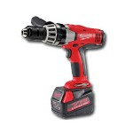"Milwaukee Electric Tools V18™, 18 Volt 1/2"" Hammer Drill Kit"