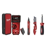 Milwaukee Electric Tools Multi-Meter Combo Kit