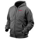 Milwaukee Electric Tools M12 Heated Hoodie Kit - Gray 2X
