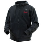 Milwaukee Electric Tools M12 Cordless Black Heated Hoodie Kit - 2X