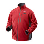 Milwaukee Electric Tools M12 Cordless Red Heated Jacket, Size L